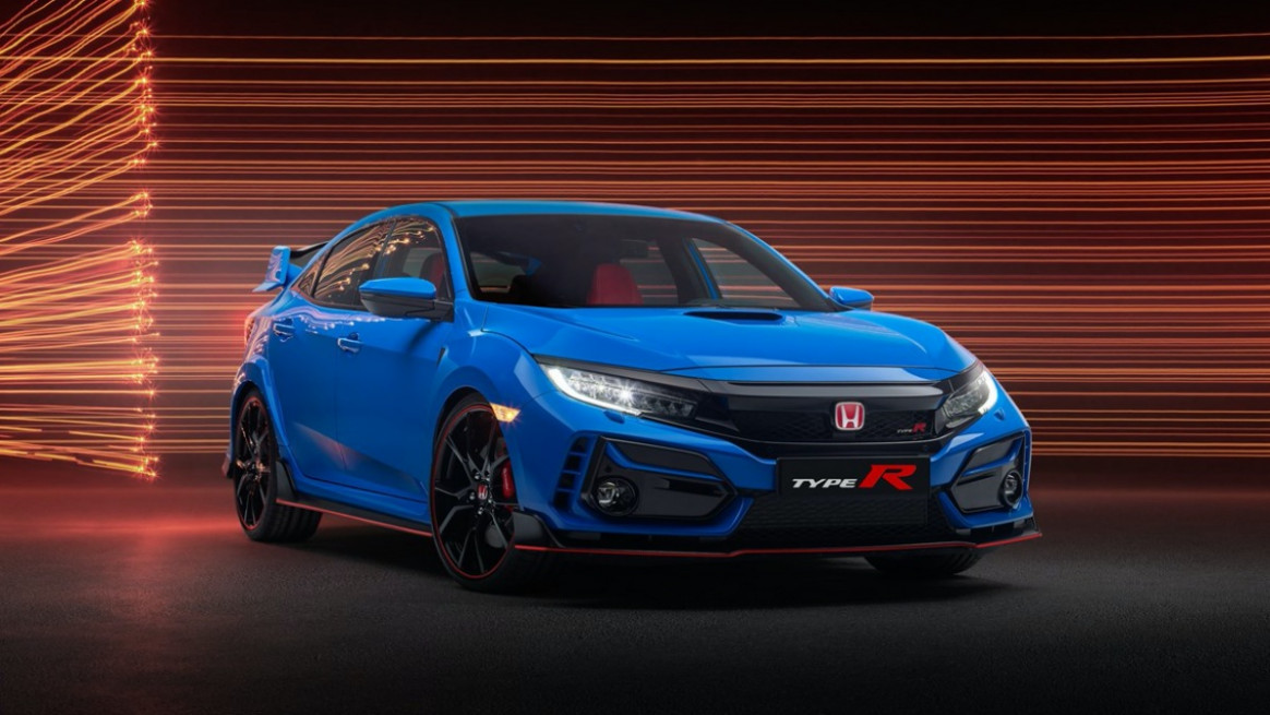 8 Honda Civic Type R Arriving Soon with Upgraded Performance ..
