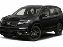 8 Honda Pilot Black Edition 8dr All-wheel Drive Pricing and Options