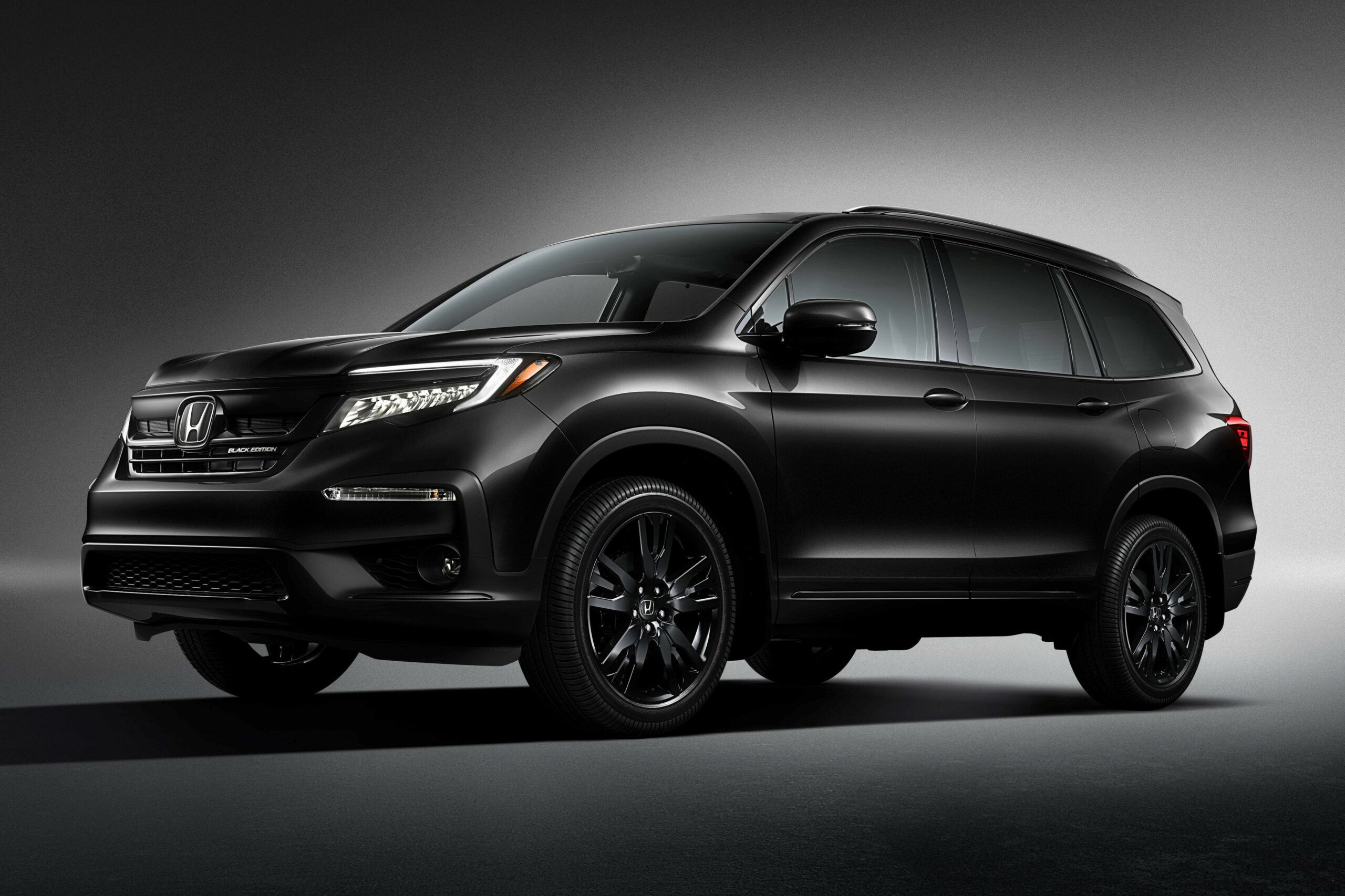8 Honda Pilot Gets New Top-of-the-Line Black Edition, $8 Hike ..