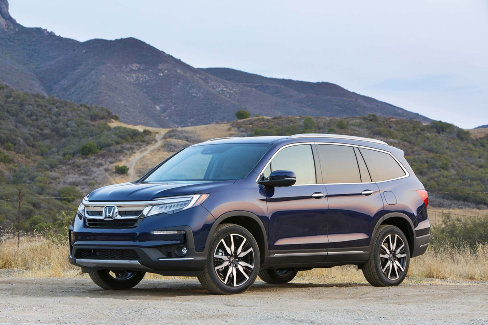 8 Honda Pilot Review, Ratings, Specs, Prices, and Photos - The ..
