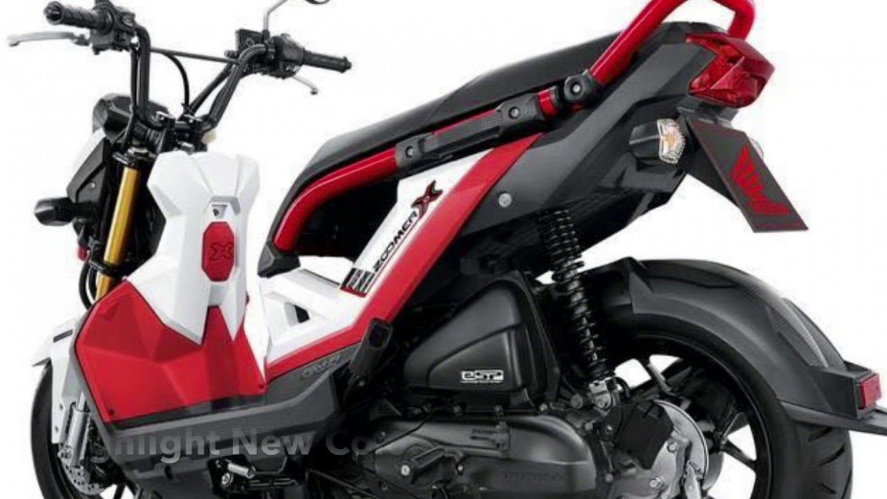 8+ honda zoomer x 8 philippines Picture