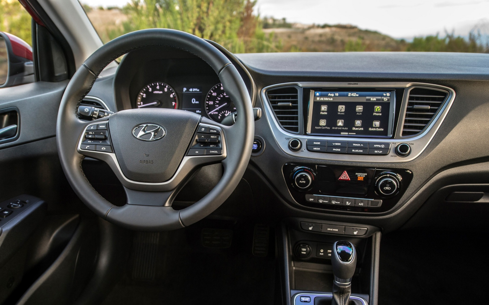 8 Hyundai Accent Adds CVT, Drops Sedan - The Car Guide