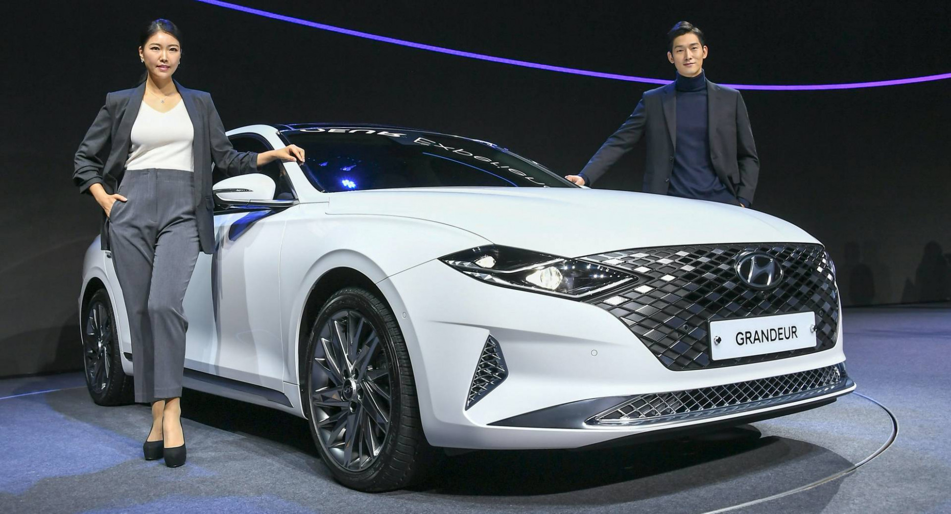 8 Hyundai Grandeur (Azera) Is A Hit In Korea, Racks Up 8,8 ..