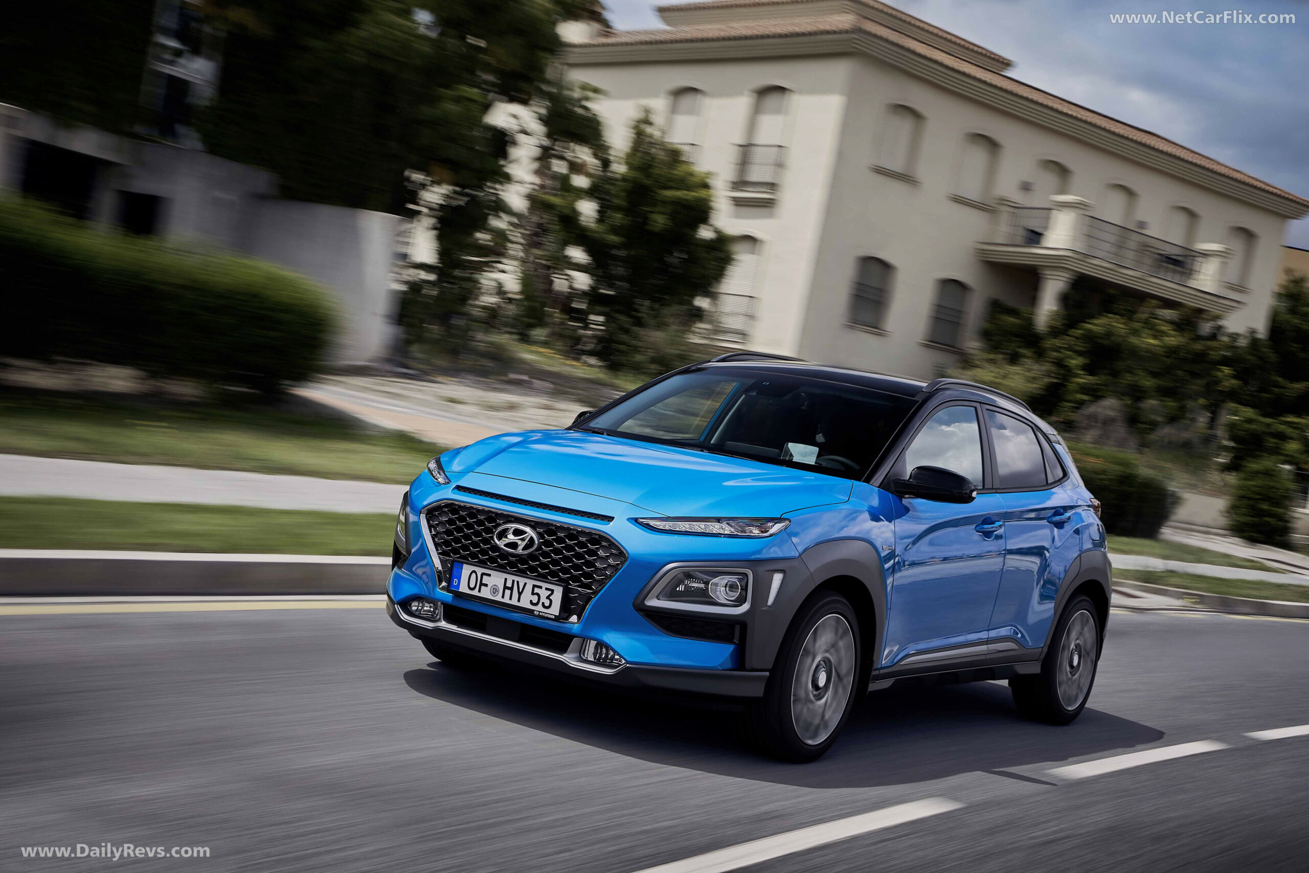 8 Hyundai Kona Hybrid - HD Pictures, Videos, Specs ..