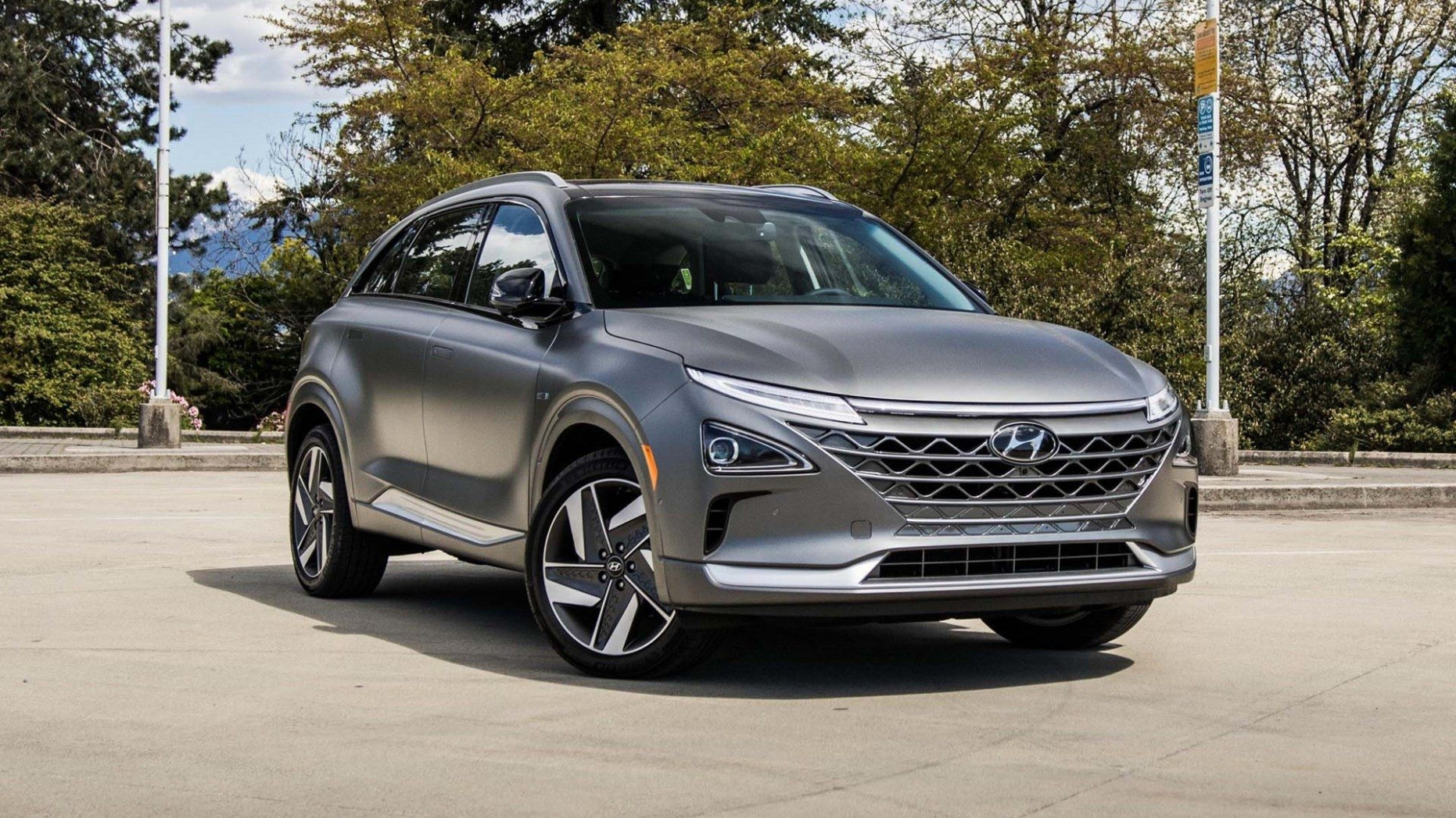 8 Hyundai Nexo For Sale New Interior (With images) | Hyundai ..
