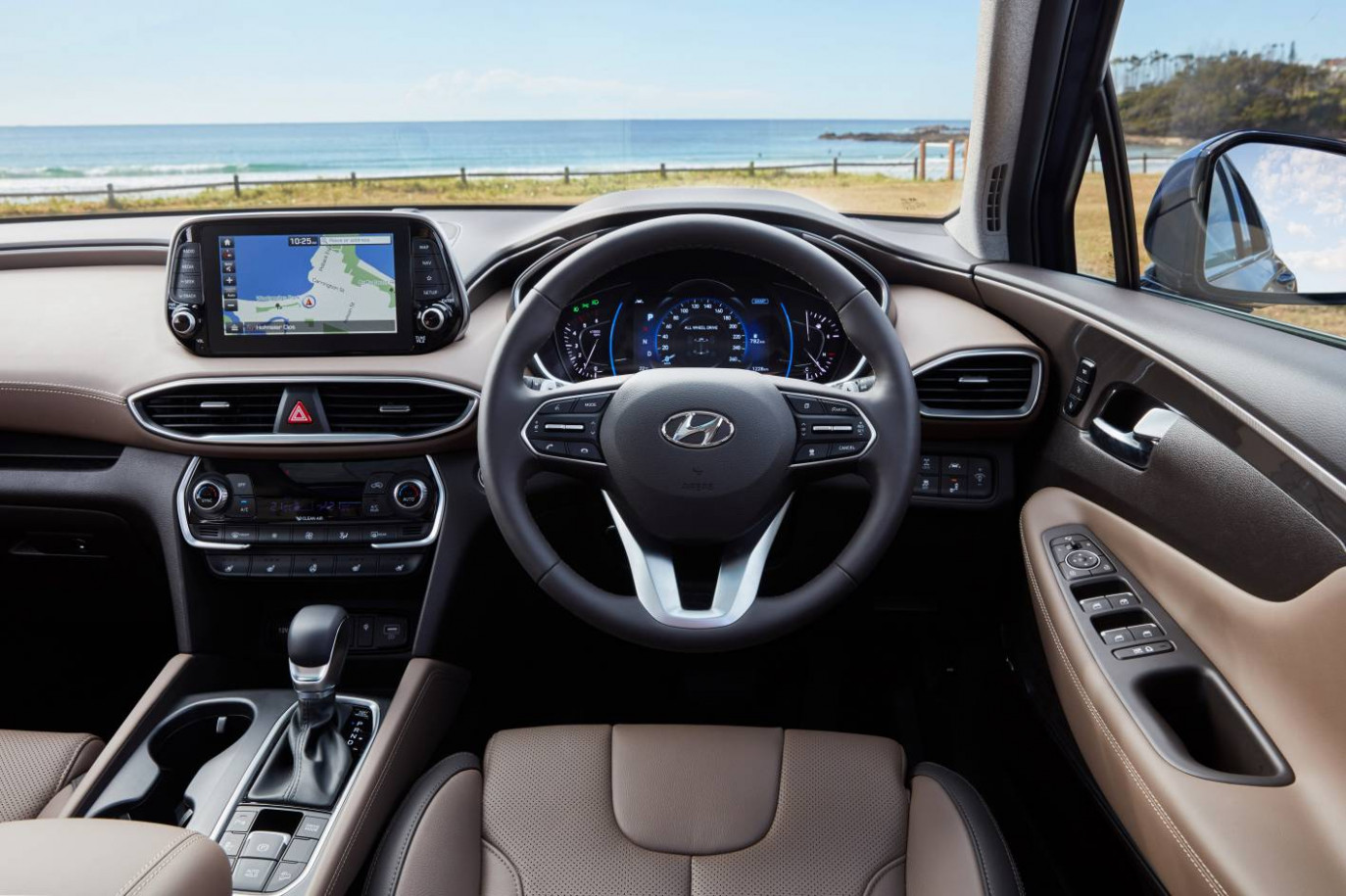 8 Hyundai Santa Fe now on sale, adds V8 petrol option ..