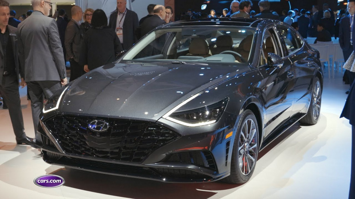 8 Hyundai Sonata: First Look — Cars