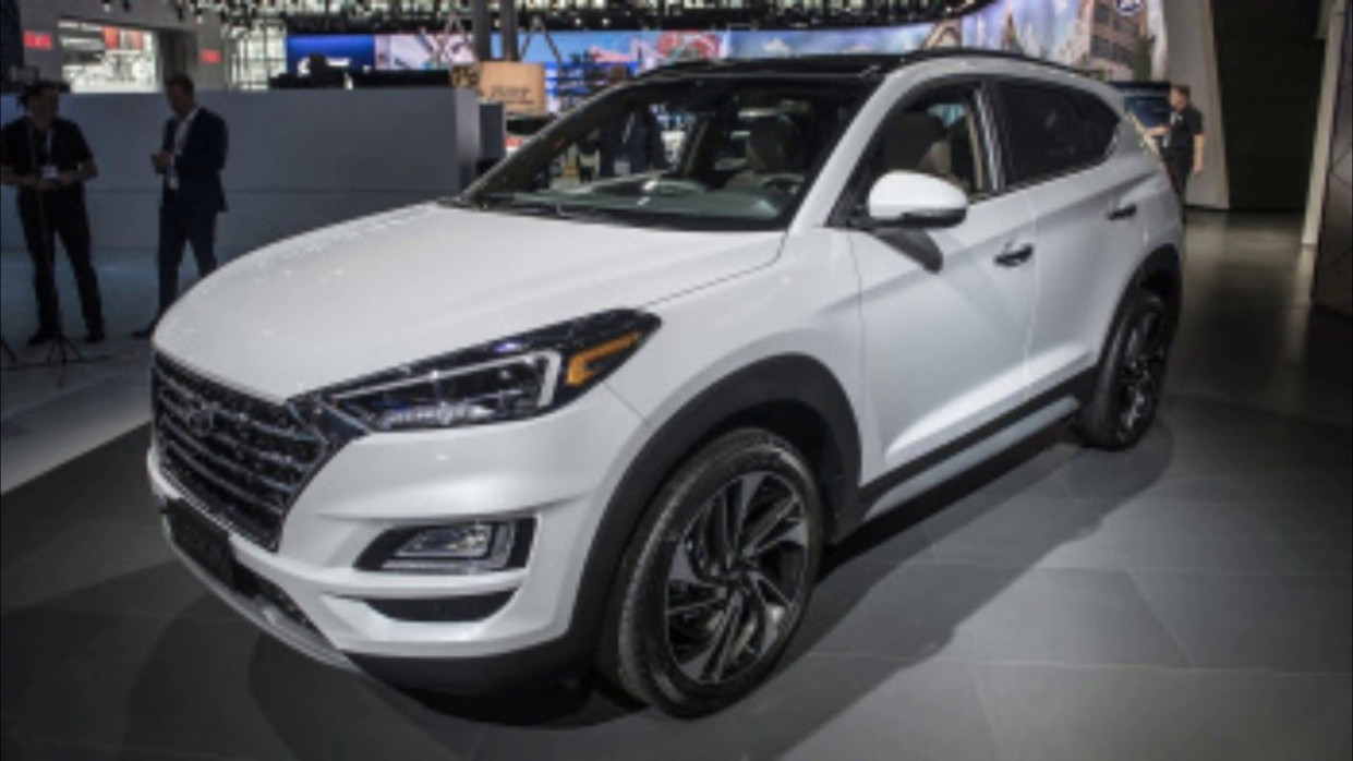 8 Hyundai Tucson N-Line new SUV with hybrid engine | Hyundai ..