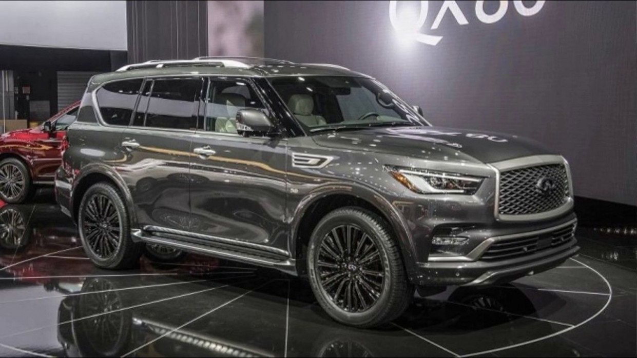 8 Infiniti QX8 new SUV information and details (With images ..