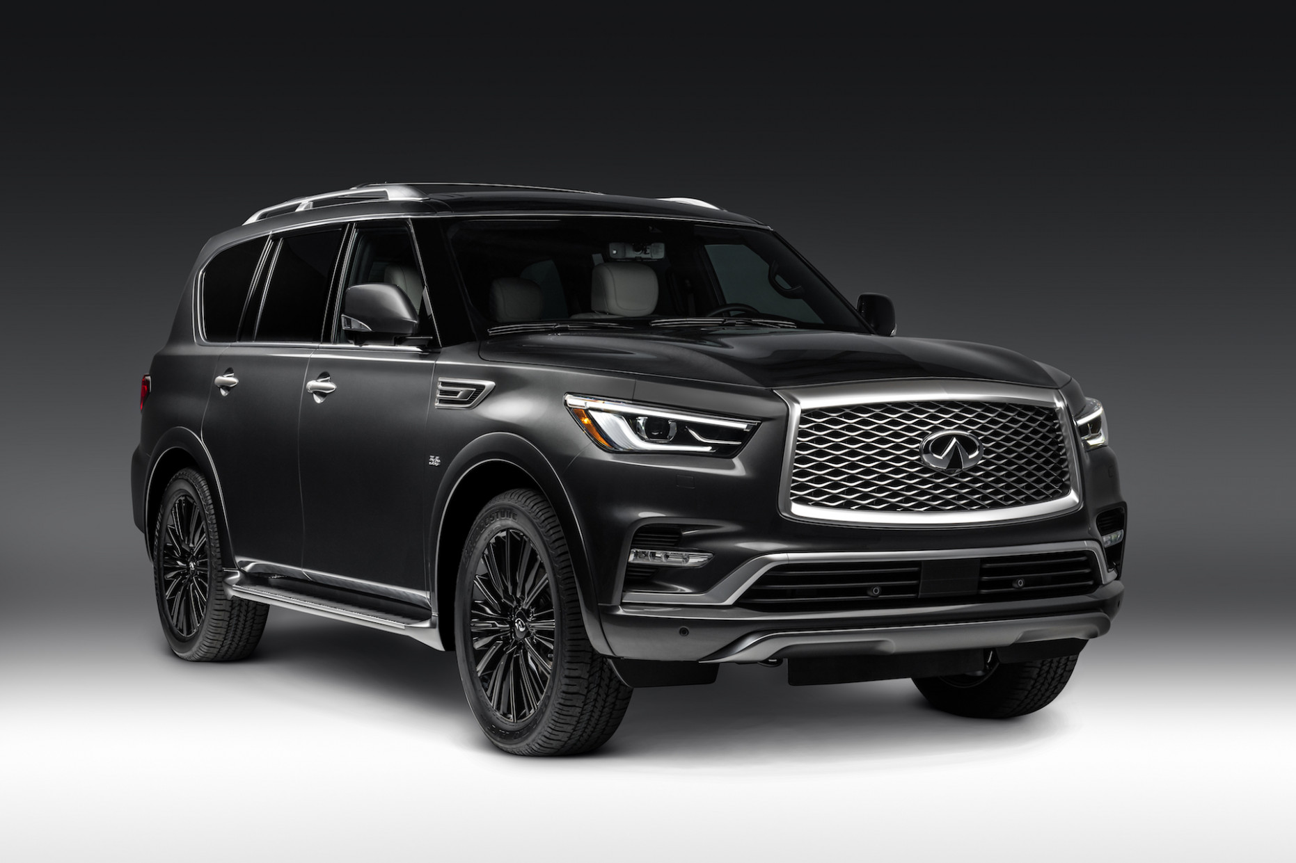 8 INFINITI QX8 Review, Ratings, Specs, Prices, and Photos ...