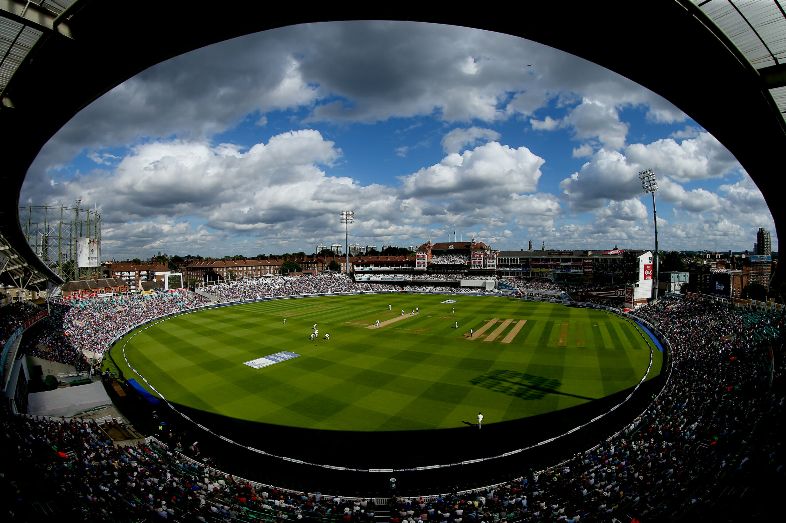 8 Internationals at the Kia Oval Announced