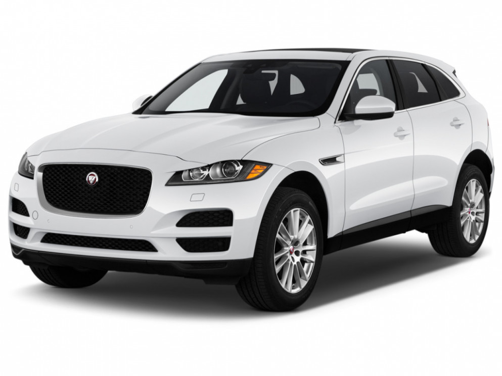 8 Jaguar F-Pace Review, Ratings, Specs, Prices, and Photos ..
