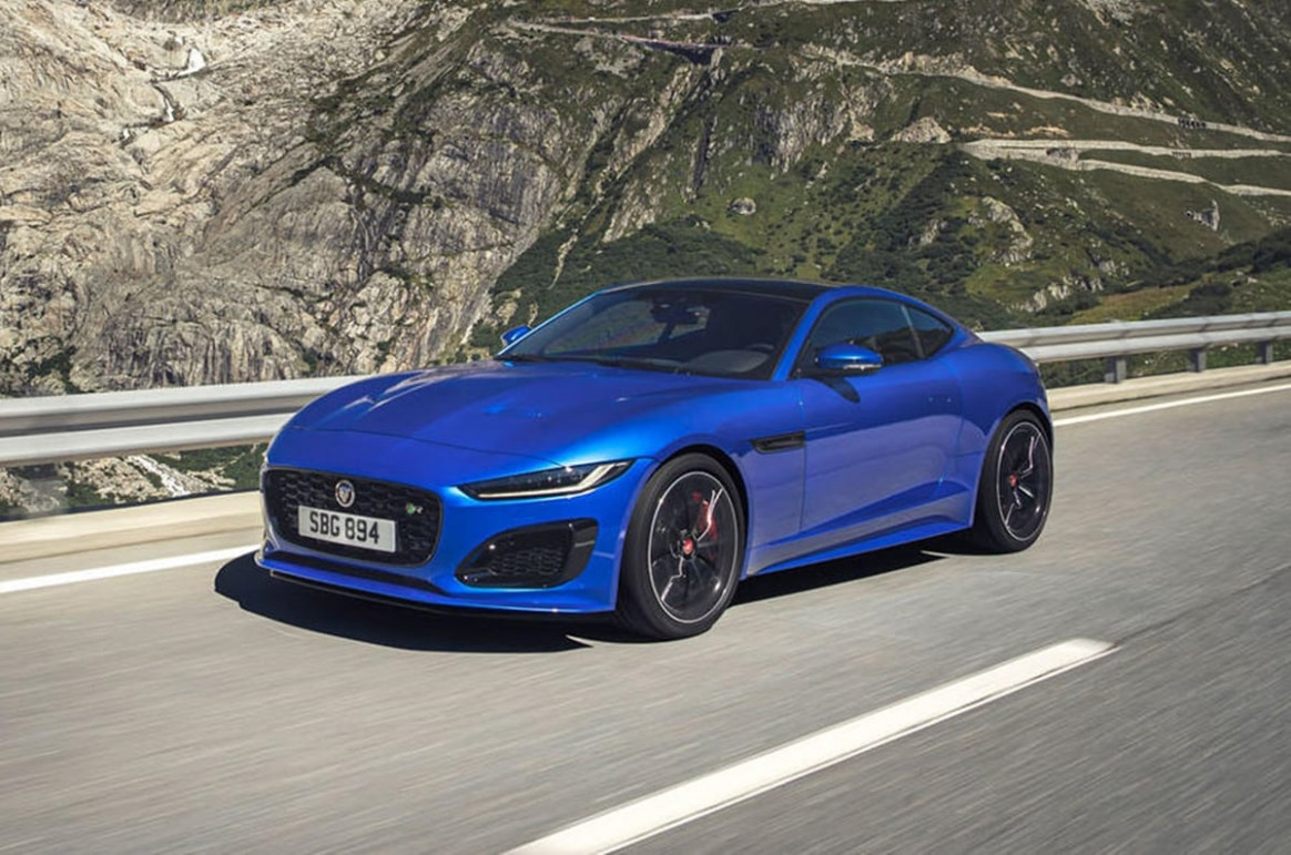 8 Jaguar F-Type Launches in India for a Starting Price of Rs ..