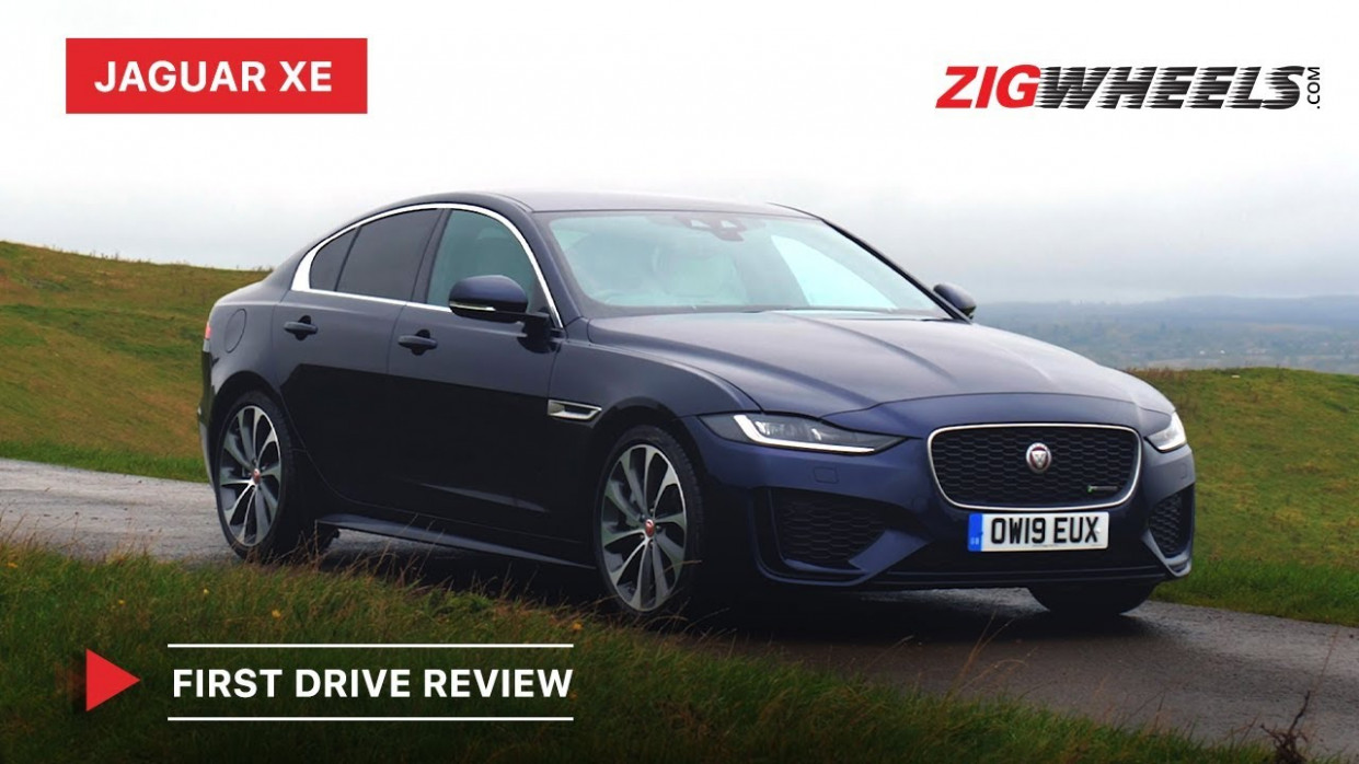 8 Jaguar XE First Drive Review | Price in India , Features, Engines &  More | ZigWheels - jaguar price in india 2020
