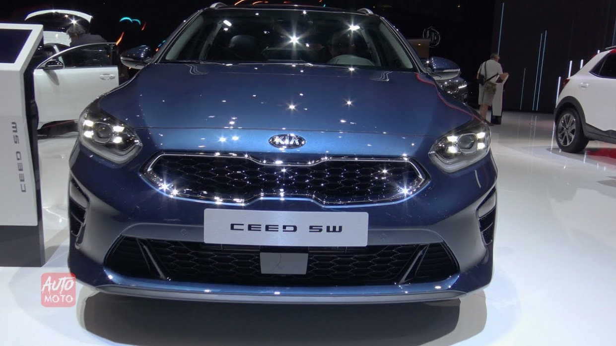 8 Kia Ceed SW - Exterior And Interior - Debut at Geneva Motor Show 8