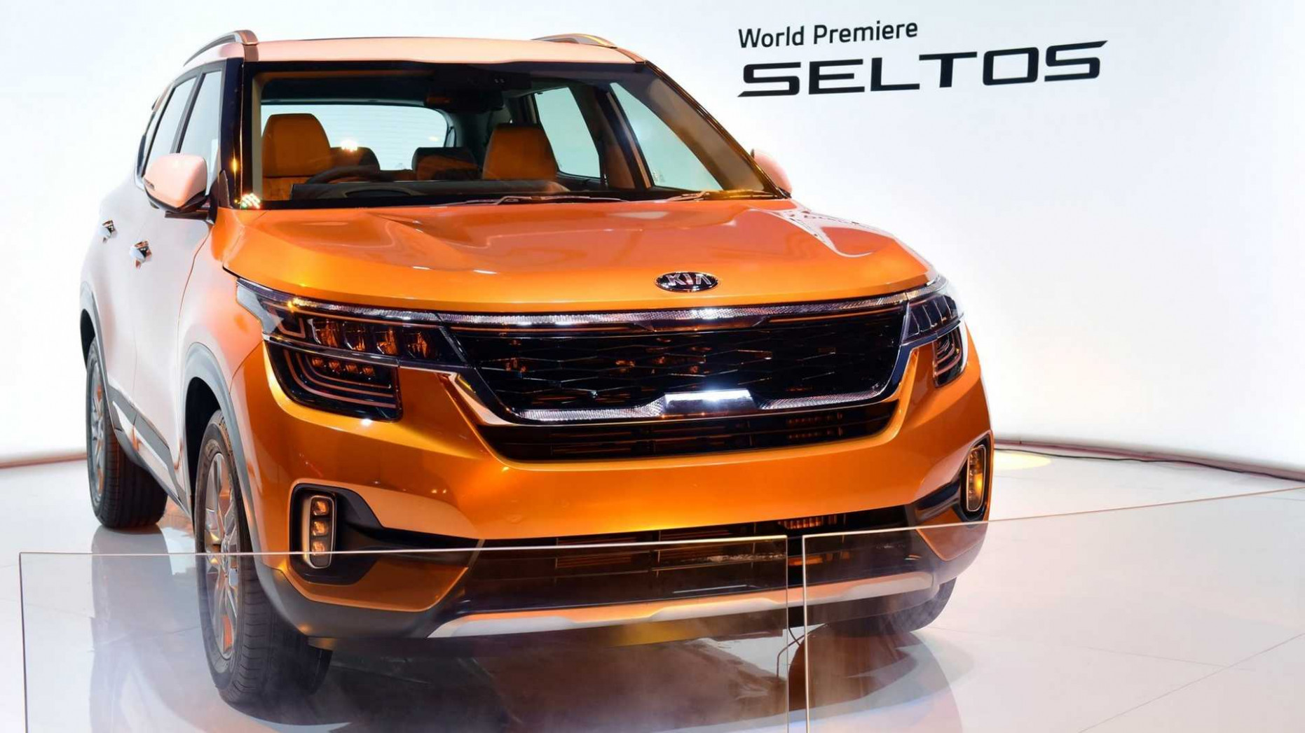 8 Kia Seltos Debuts As New Global Compact SUV