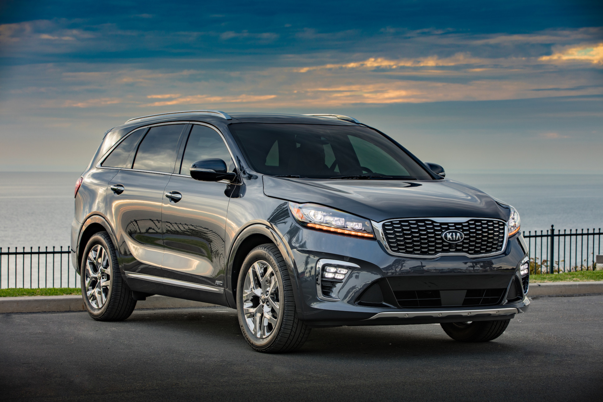 8 Kia Sorento Review, Ratings, Specs, Prices, and Photos - The ..