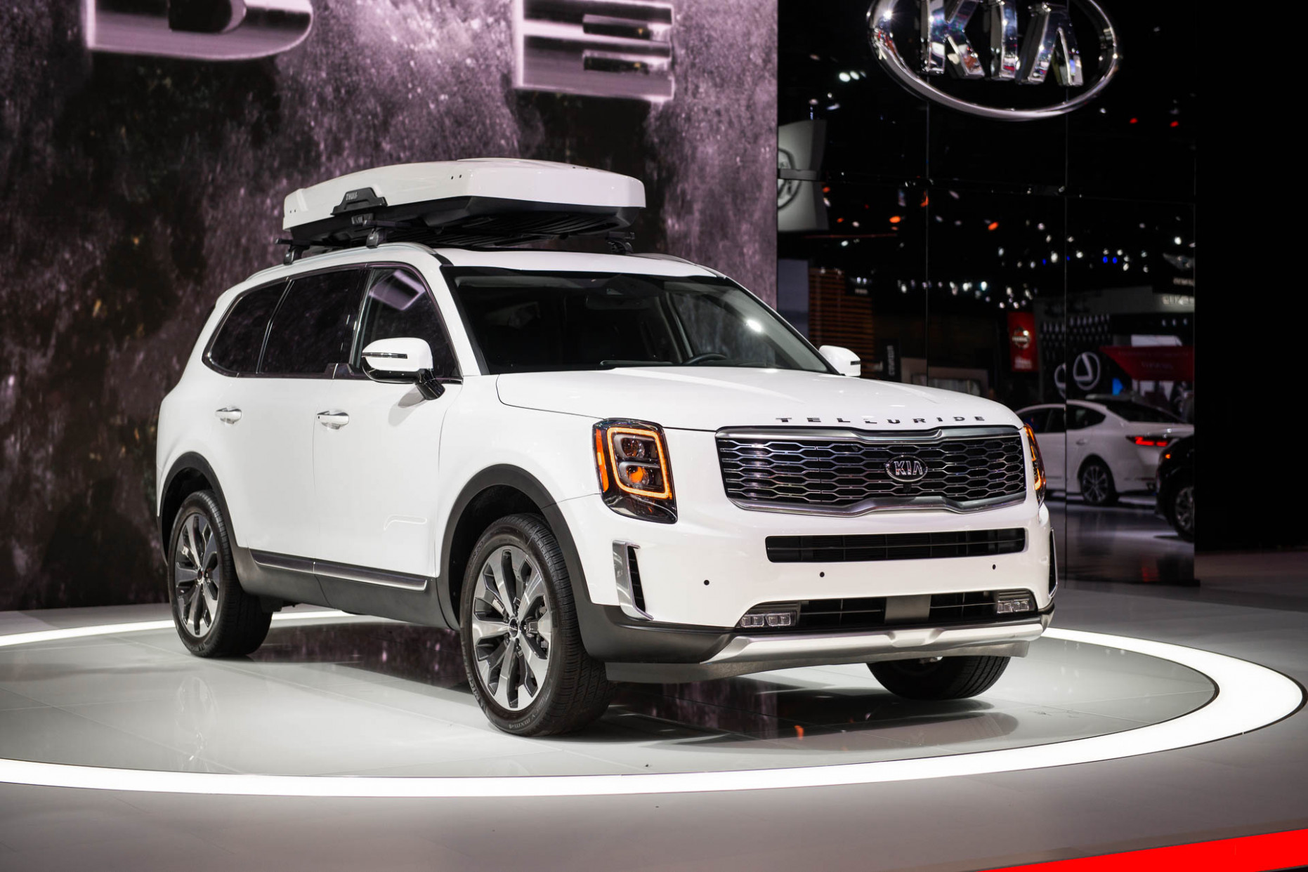 8 Kia Telluride is a new option for the big SUV crowd - kia new suv 2020