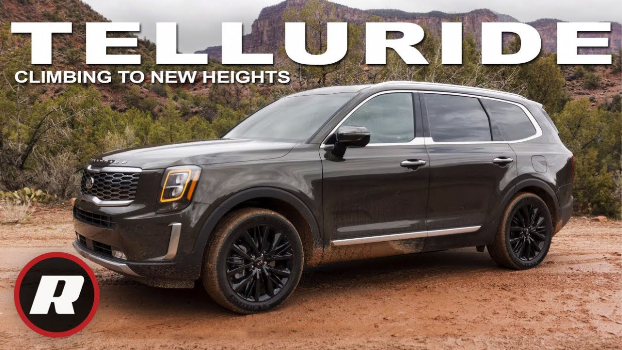 8 Kia Telluride Review: Affordable, 8 row SUV climbs to new heights - 2020 kia with 3rd row seating