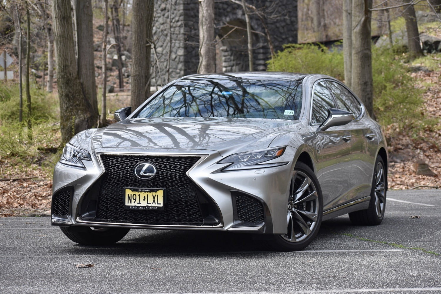8 Lexus LS 8 F Sport AWD Review: F Is For Fast | Digital Trends