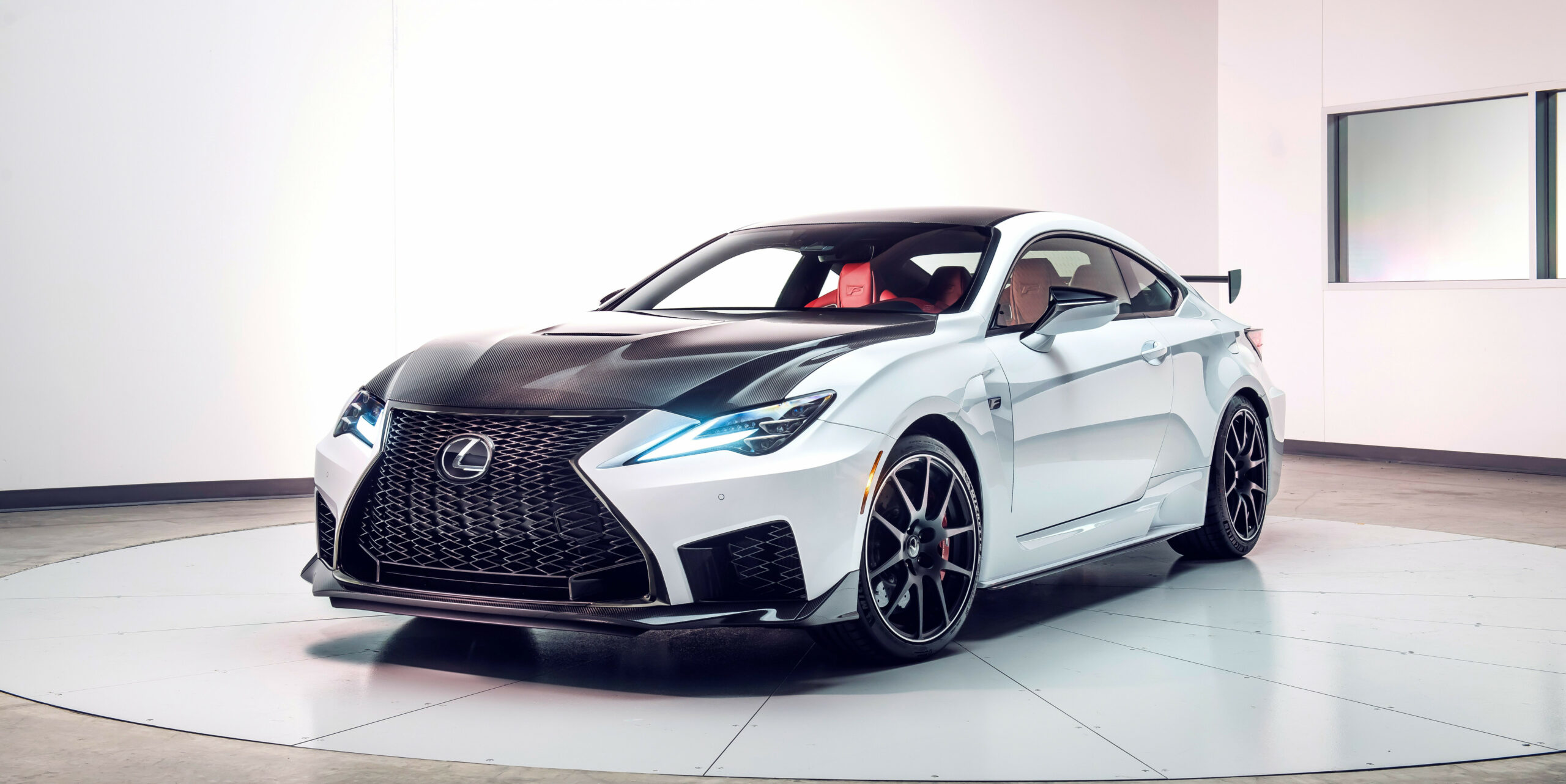 8 Lexus RC F Updated – V8 Sports Coupe Adds a Track Edition ..