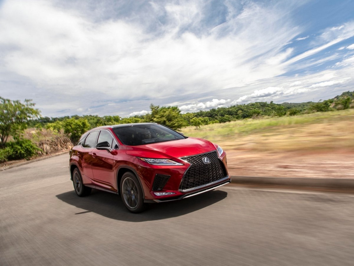 8 Lexus RX 8 and RX 8h Hybrid First Review | Kelley Blue Book