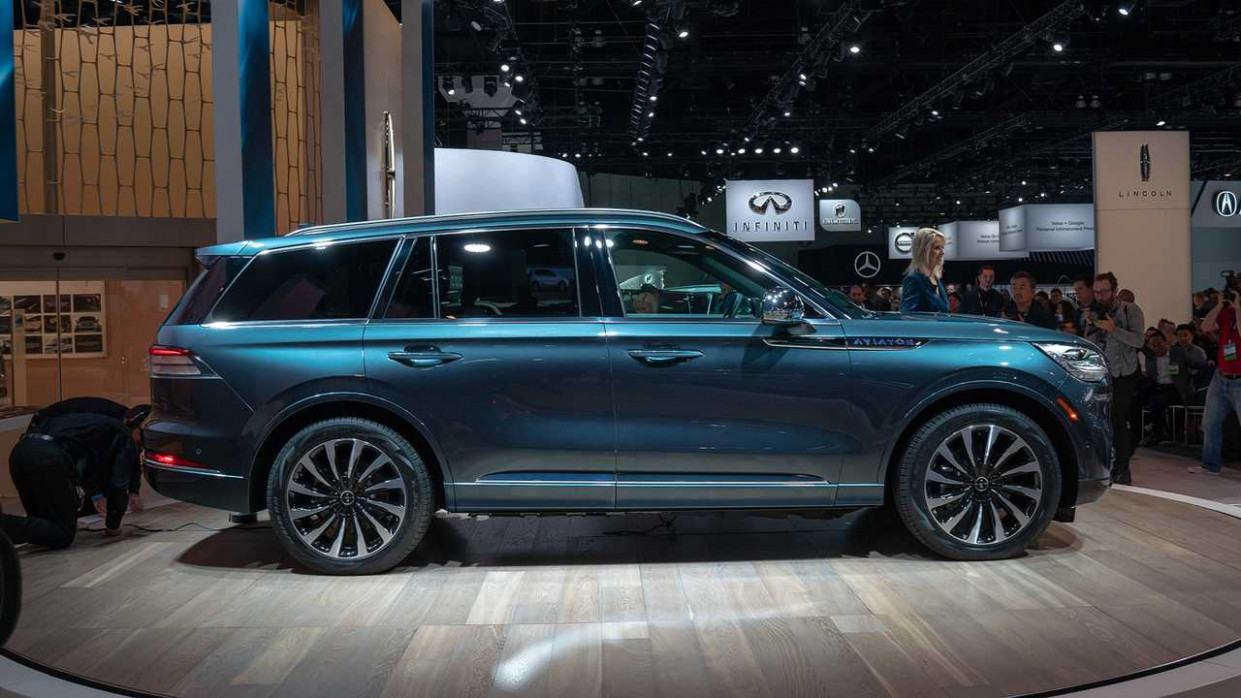 8 Lincoln Aviator Hybrid Will Have Nearly 8 HP - 2020 ford aviator