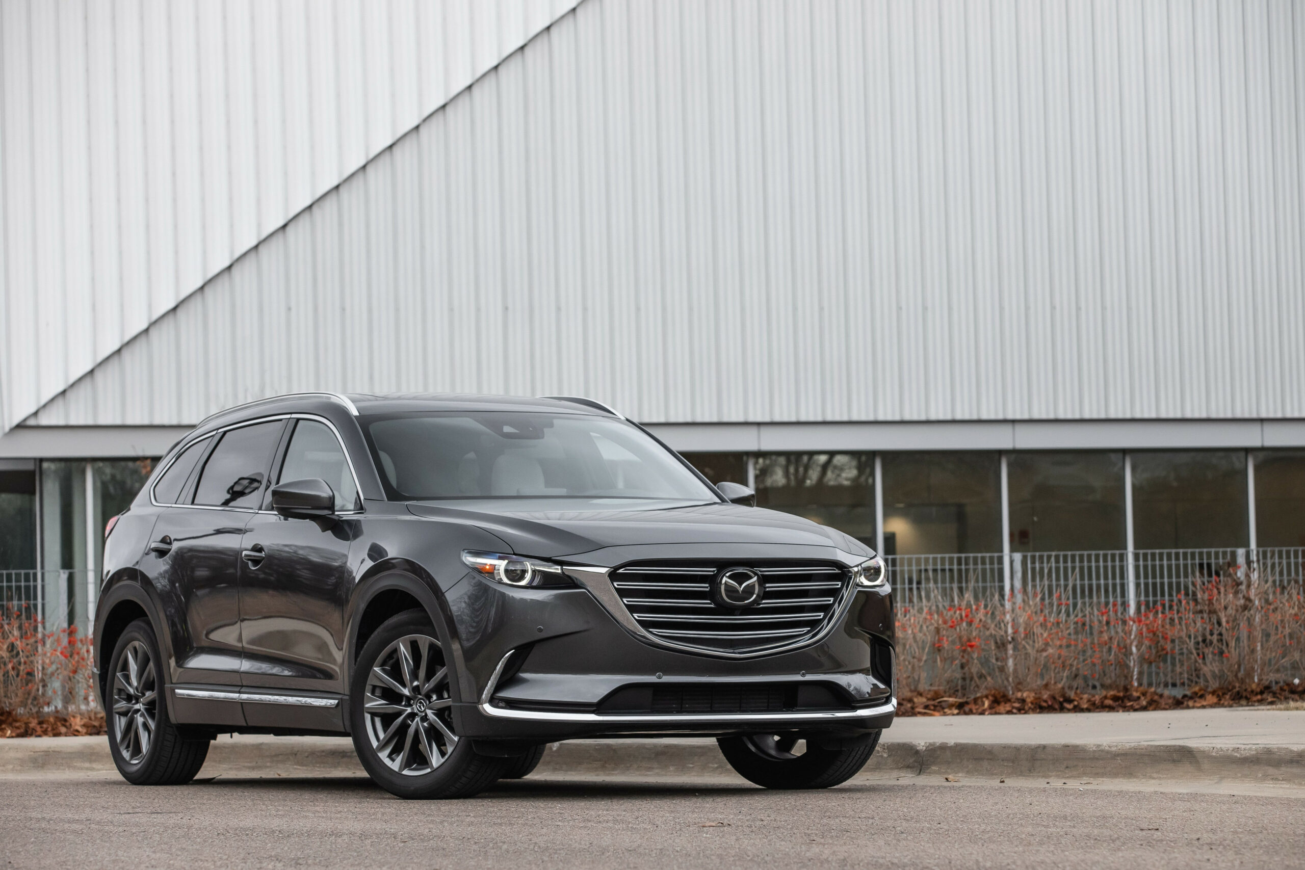 8 Mazda CX-8 Review, Pricing, and Specs