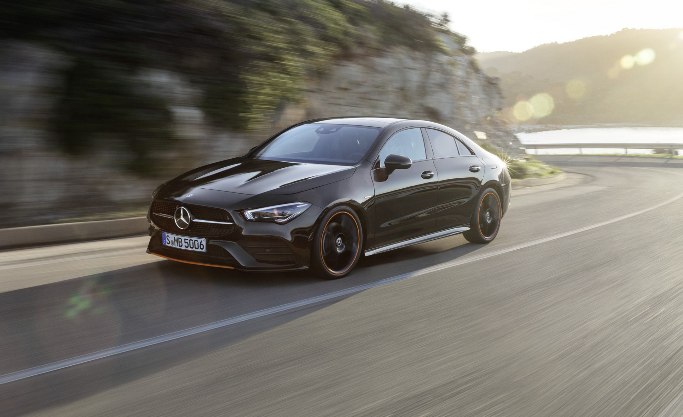 8 Mercedes-Benz CLA - New Compact Four-Door Coupe