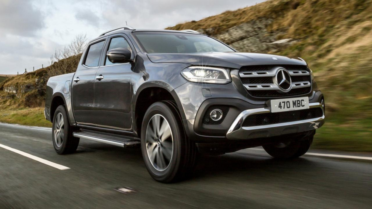 8 Mercedes-Benz X-Class Review | Top Gear - mercedes x class 2020 review