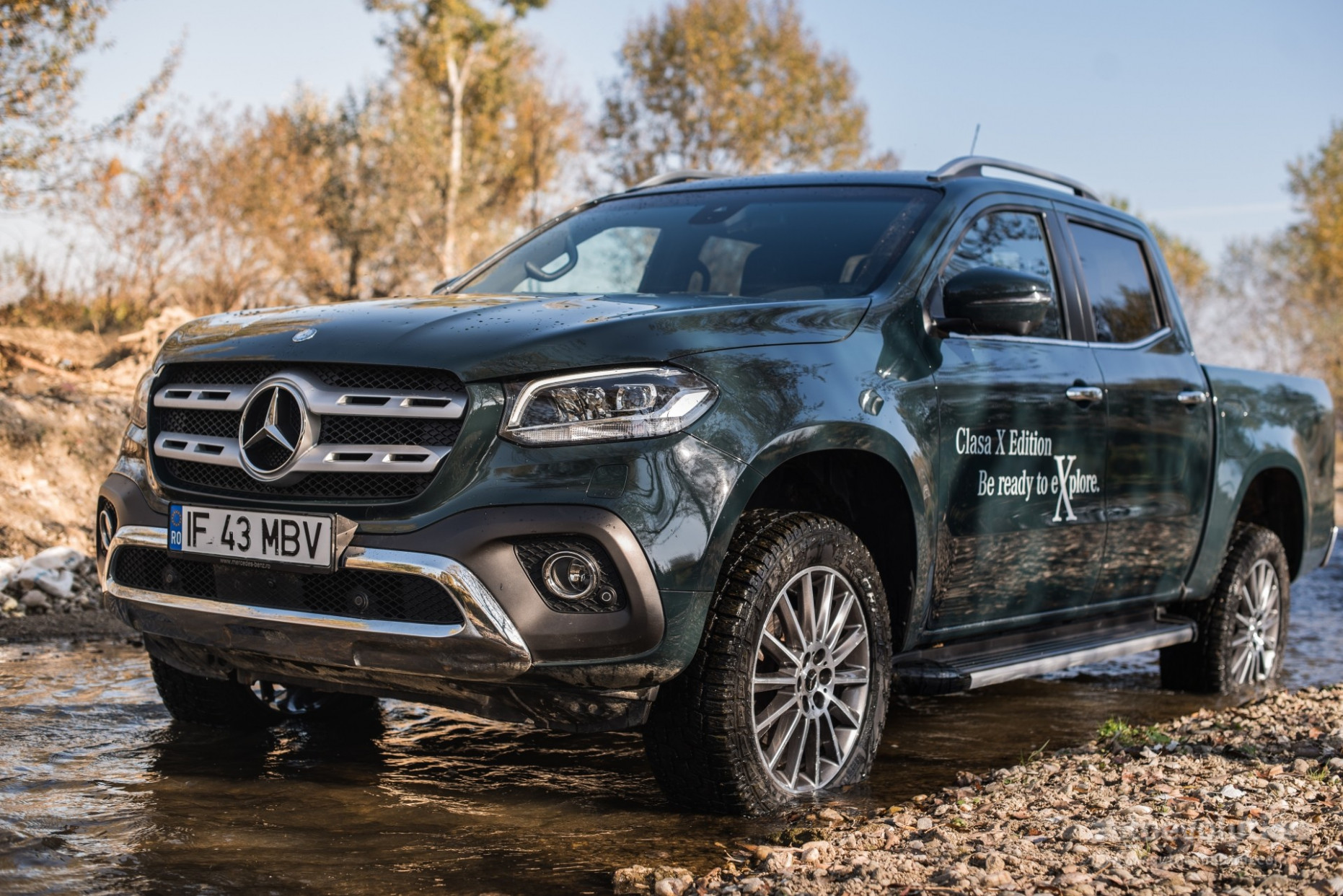 8 Mercedes-Benz X8d 8Matic review & testdrive - autoevolution - mercedes x class 2020 review