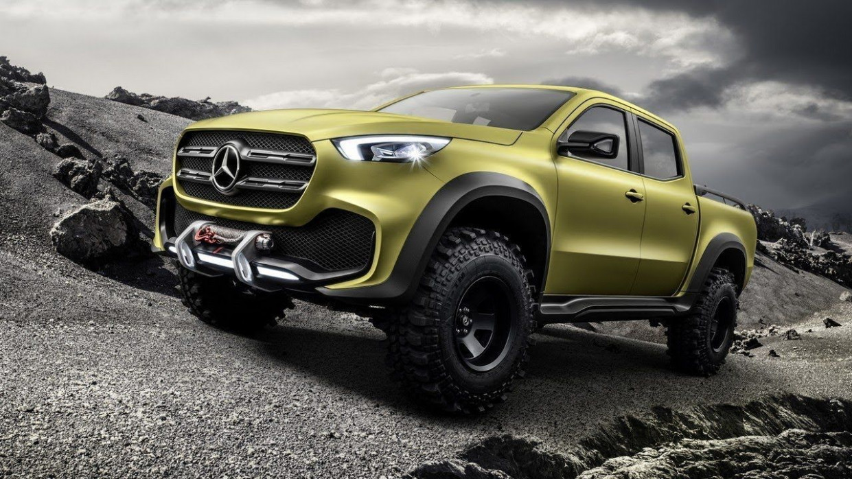 8 Mercedes Truck Configurations (With images) | Mercedes truck ...