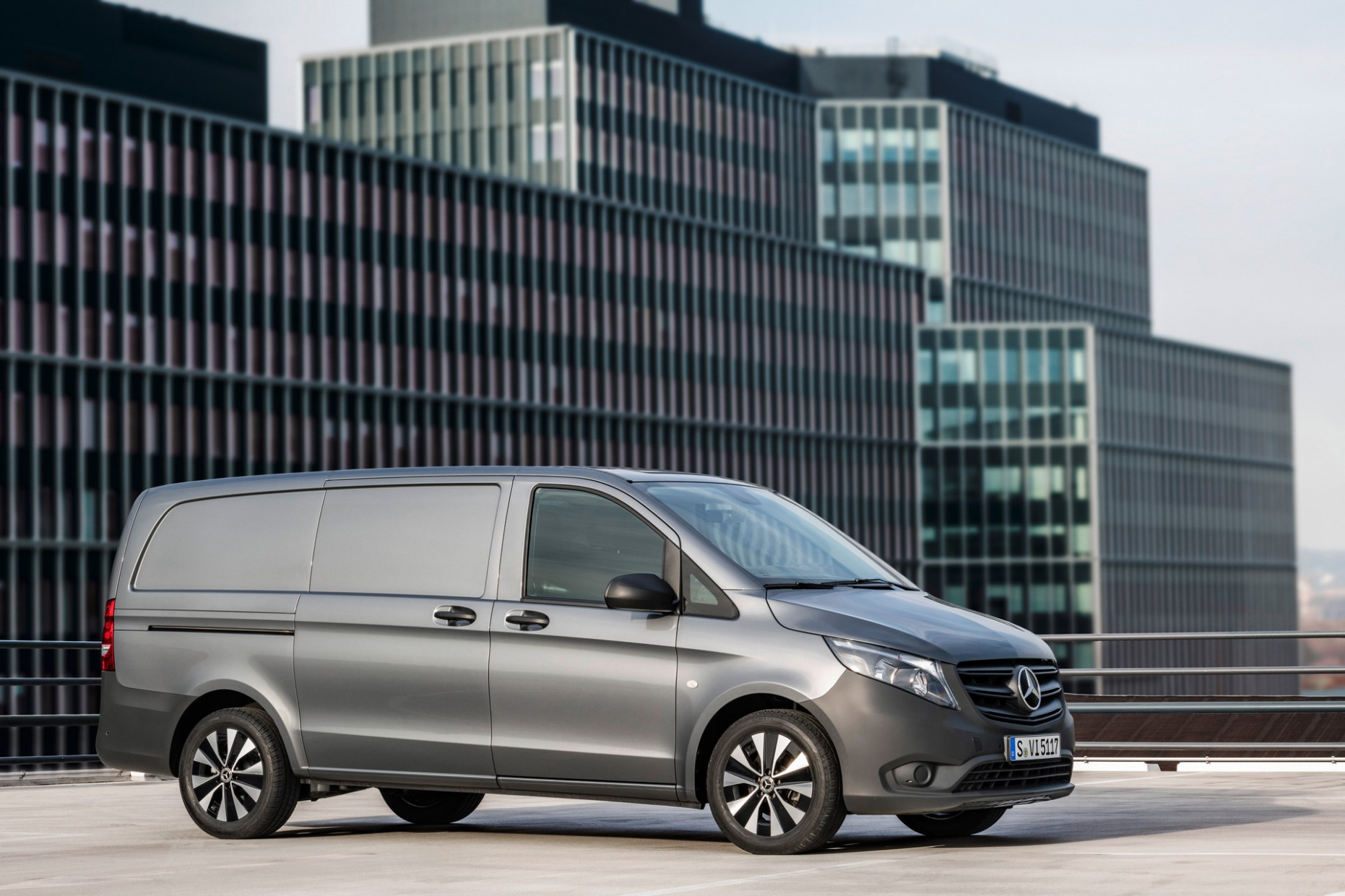 8 Mercedes Vito And eVito Arrive With New Tech And Updated ..