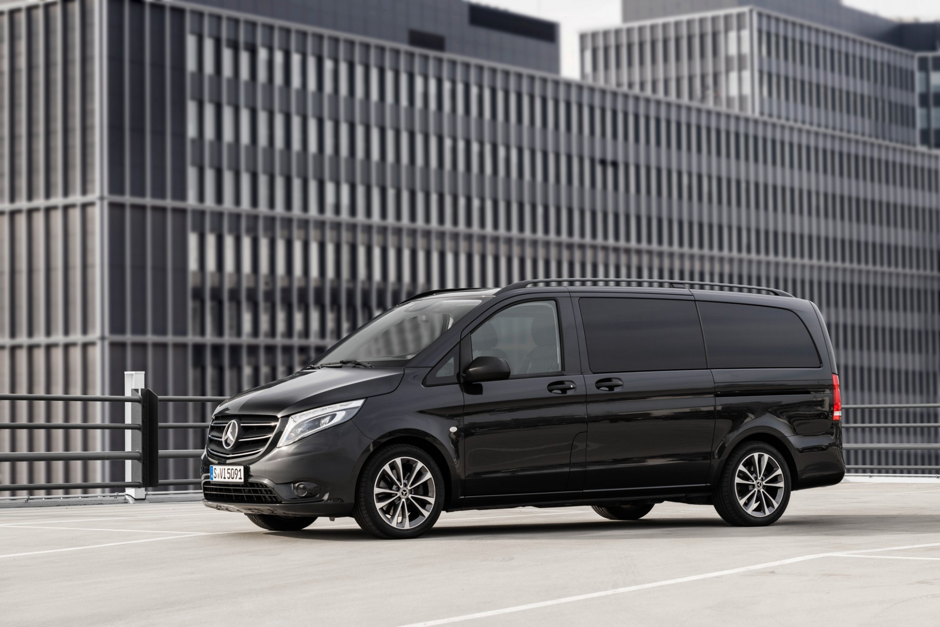 8 Mercedes Vito And eVito Arrive With New Tech And Updated ...
