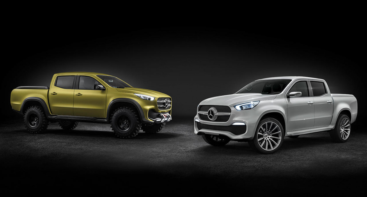 8 Mercedes X-Class Review, The Most Luxury & Advanced Pickup ..