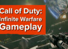 8 minutes of Call of Duty: Infinite Warfare gameplay - PlayStation E8 2018