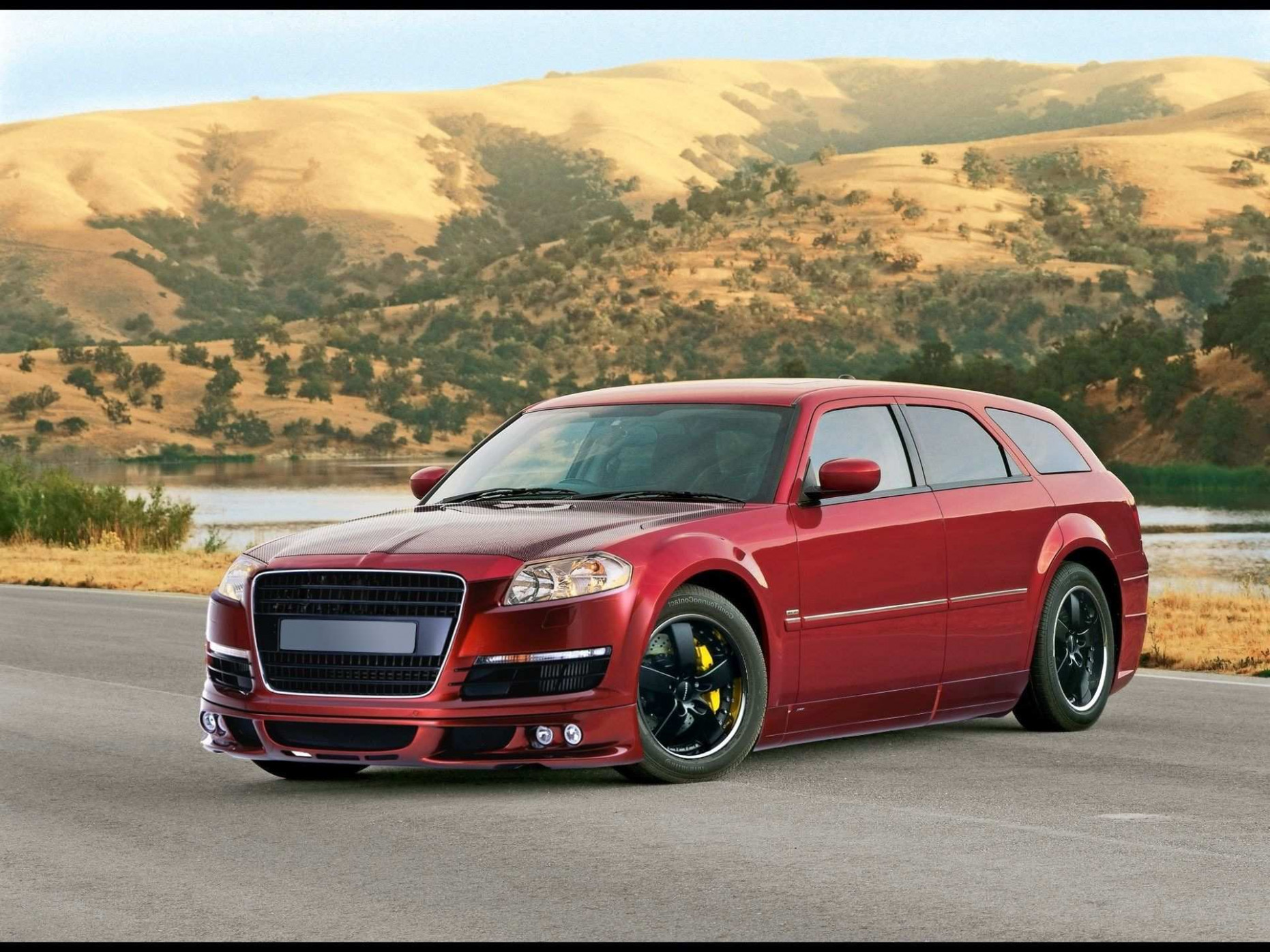 8 New 8 Dodge Magnum Exterior by 8 Dodge Magnum - Car ...