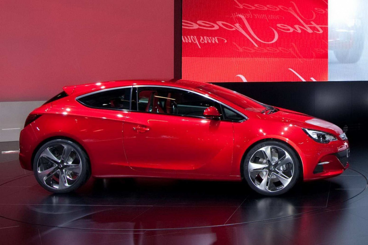 8 Opel Astra Gtc Will Be A Thing Of The Past And Here's (With ...