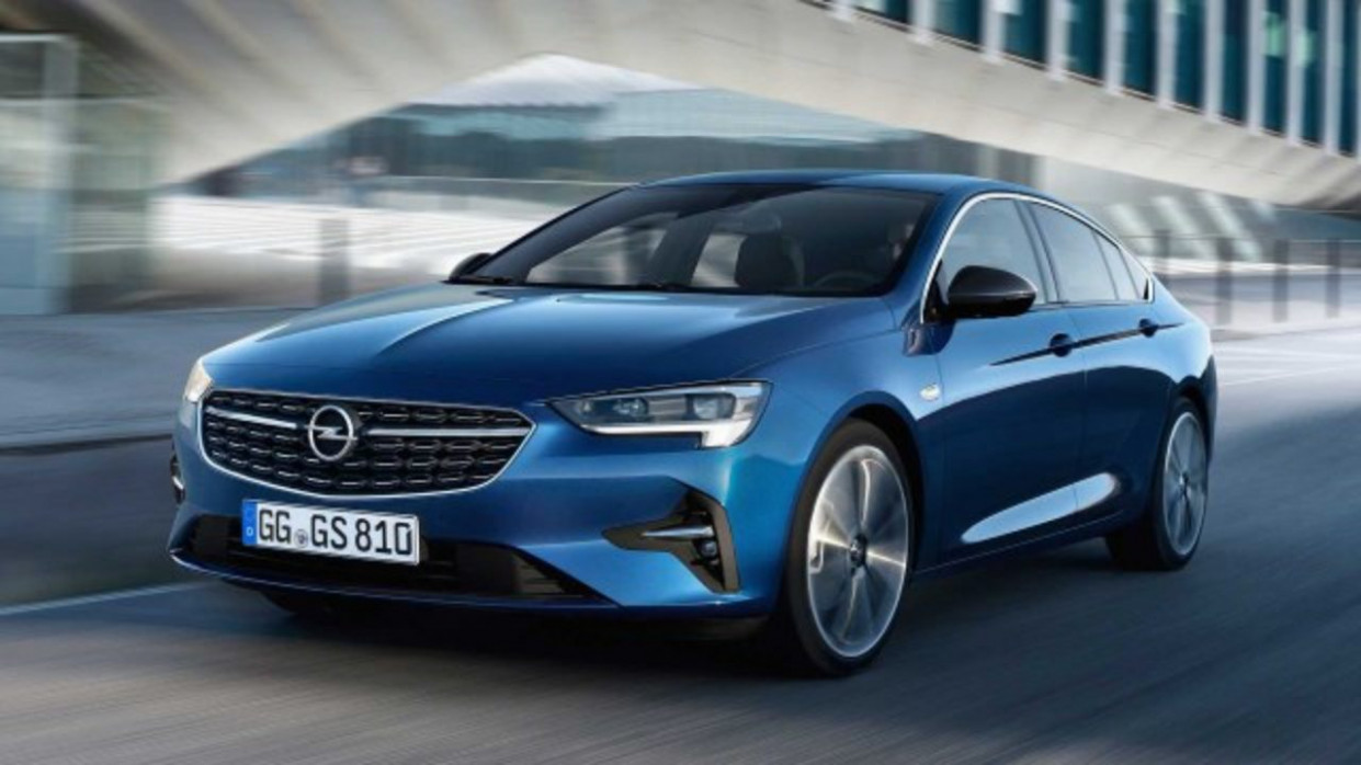 8 Opel Insignia Restyled Design – Upcoming Cars Reviews - opel 2020 neu