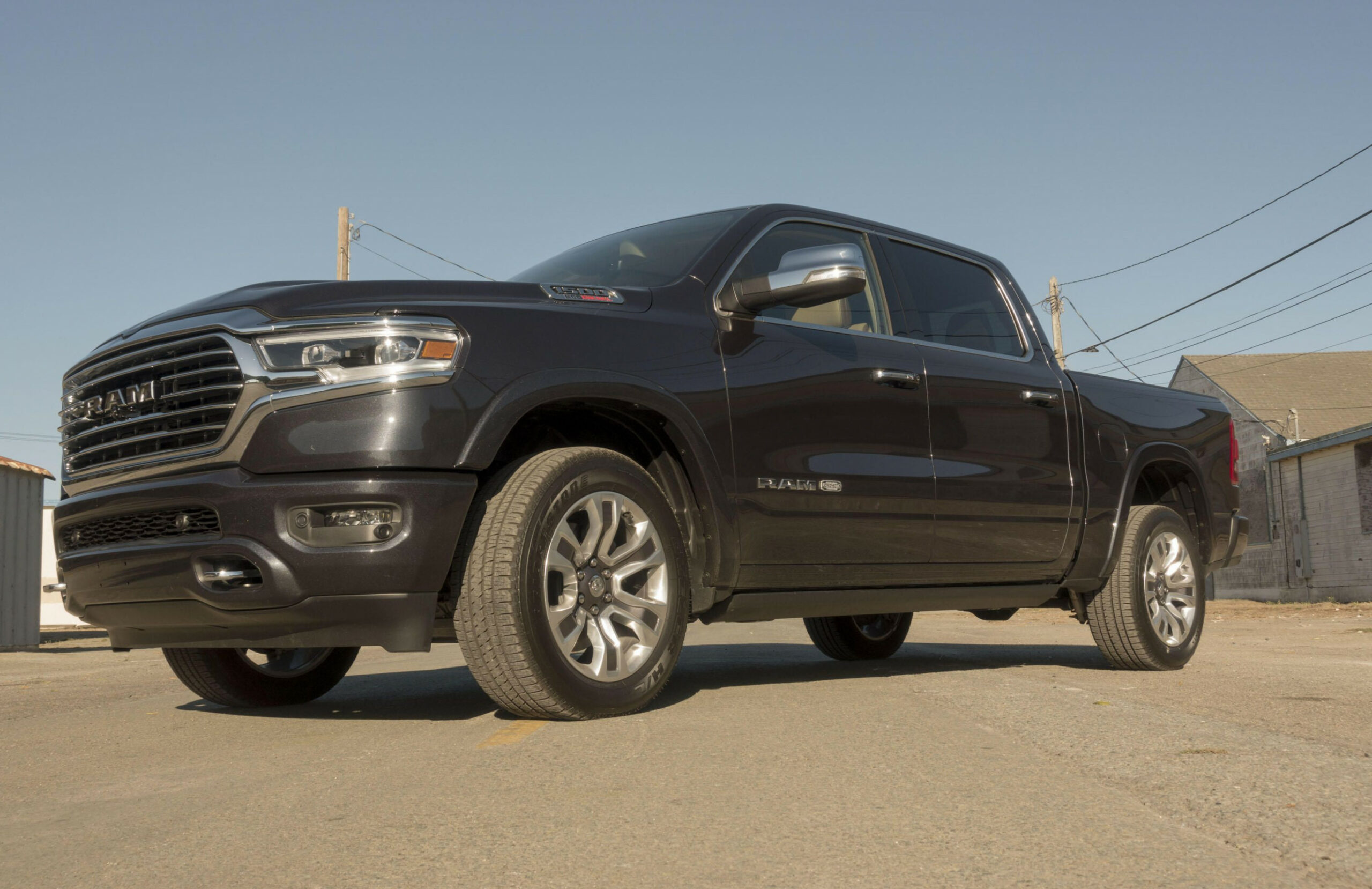 8 Ram 8 EcoDiesel review: The best full-size truck adds ..