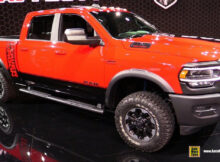 8 Ram 8 Power Wagon - Exterior and Interior Walkaround - Debut at  Detroit Auto Show 8