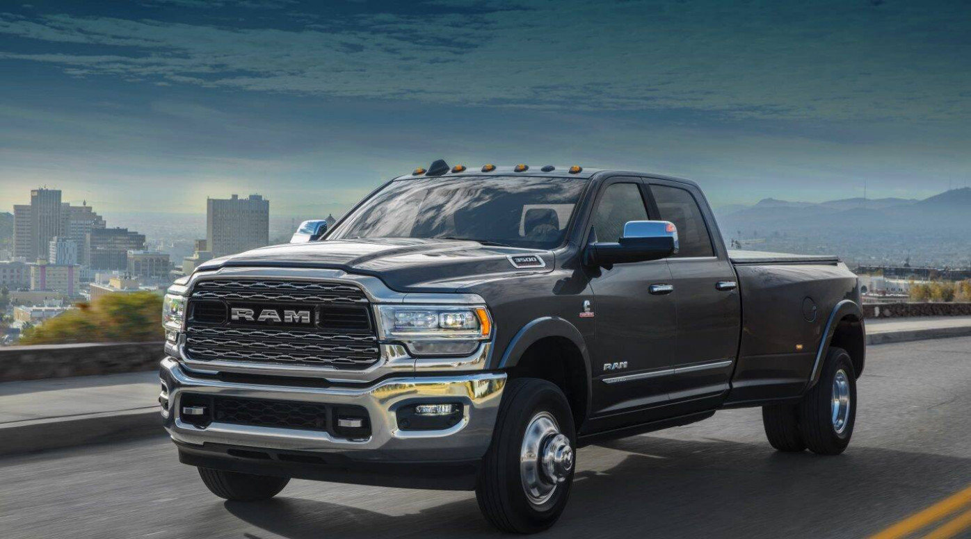 8 Ram Trucks 8 - Heavy Duty Pickup Truck