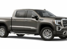 8 Sierra 8 Ditches This Paint Option, Gains New One | GM ...