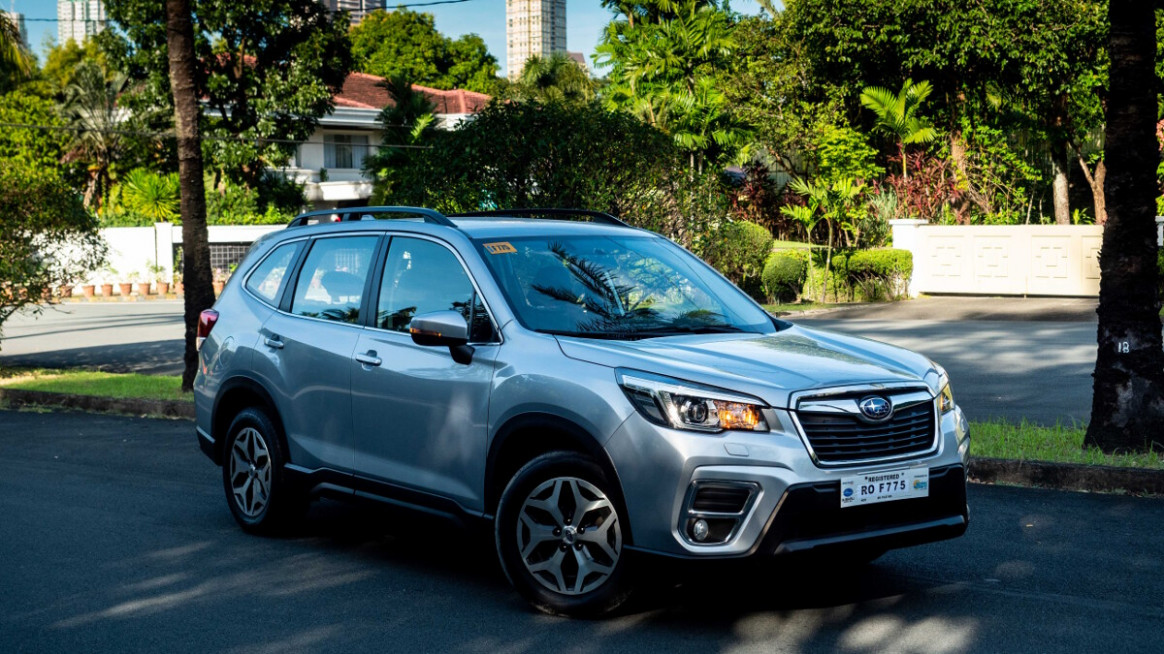 8 Subaru Forester 8.8i-L: Review, Price, Photos, Features, Specs
