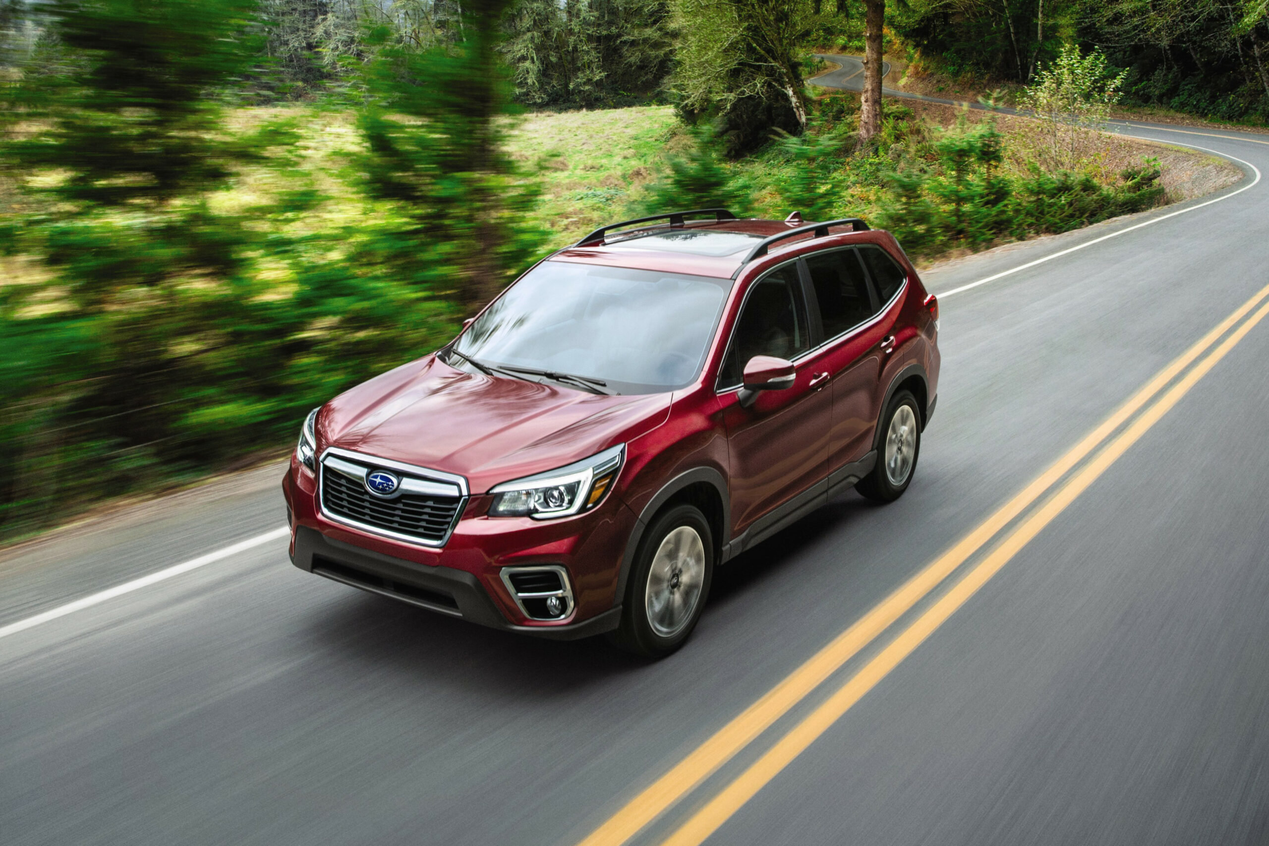 8 Subaru Forester: Bolstered EyeSight, Bumped-Up Prices | News ...