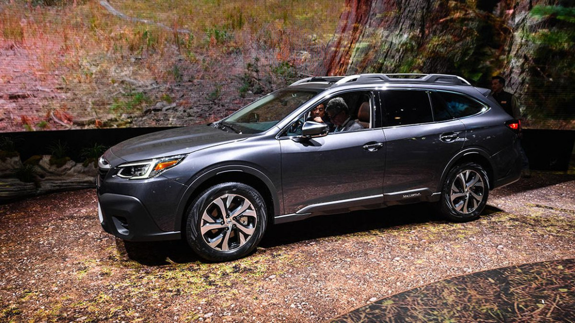 8 Subaru Outback brings new tech and turbo power to New York ..