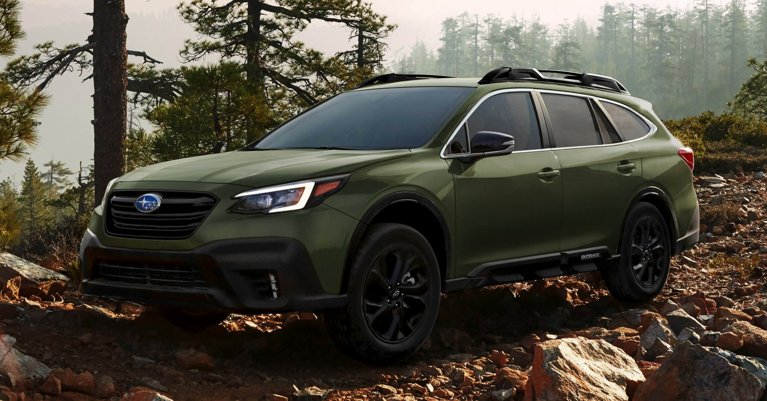 8 Subaru Outback - sixth-gen unveiled at NYIAS - Paul Tan's ...
