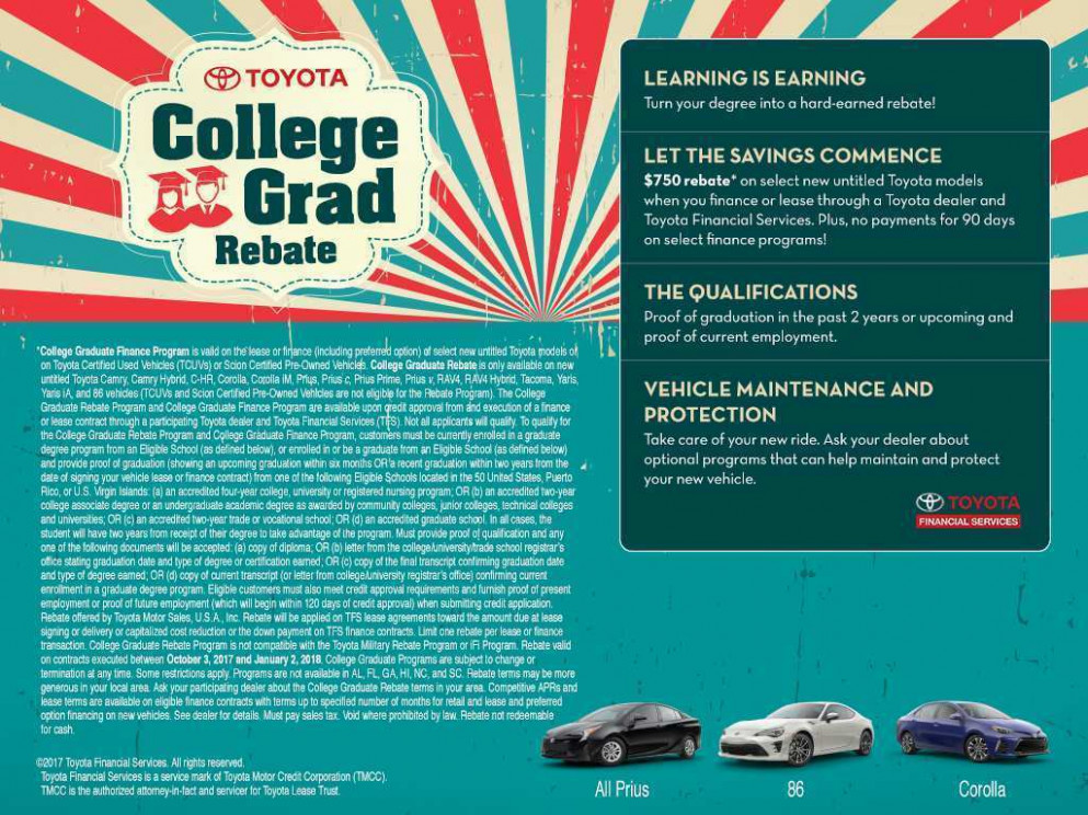 8 The Best Toyota Graduate Program 8 Research New - Car Review ..