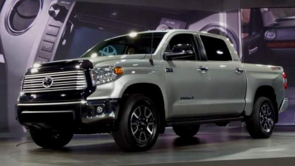 8 Toyota Diesel Truck Review And Release Date