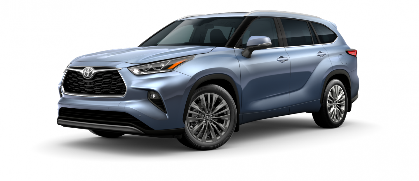 8 Toyota Highlander Mid-size SUV | Explore every possibility